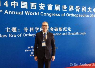 Primo Congresso Mondiale di Ortopedia