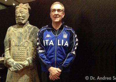 dott. Andrea Scala in Cina
