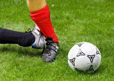 Distorsioni della caviglia e artrosi