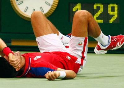 Protesi Distorsioni della caviglia e artrosi tennis