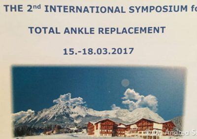 Simposio Internazionale sulla Protesi di Caviglia