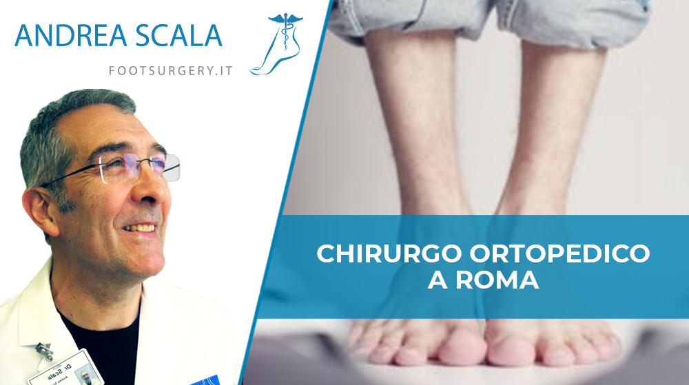 Chirurgo Ortopedico Roma