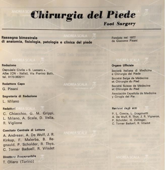 Libro Perone Dott. Scala Redattore