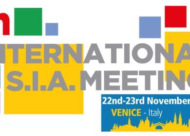 Il Dott. Andrea Scala all'8th INTERNATIONAL S.I.A. MEETING
