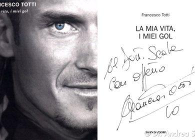 Francesco Totti operato dal dott. Scala